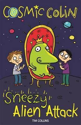 Sneezy Alien Attack Badger Learning