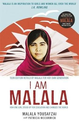 I am Malala: How One Girl Stood Up for Education and Changed the World Badger Learning