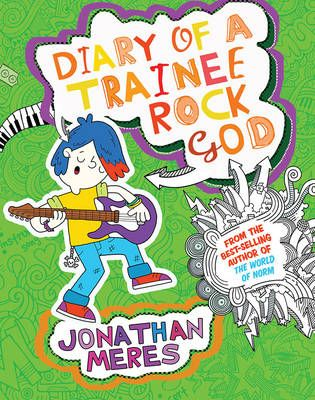 Diary of a Trainee Rock God Badger Learning