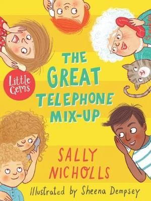 The Great Telephone Mix-Up Badger Learning