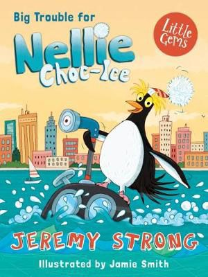 Big Trouble for Nellie Chock-Ice Badger Learning