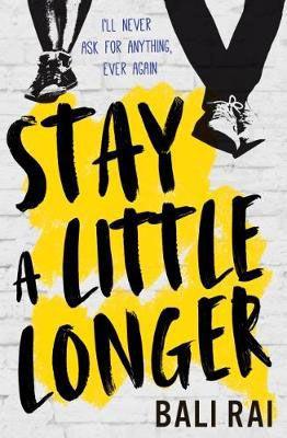 Stay A Little Longer Badger Learning