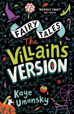 Fairy Tales The Villain's Version Badger Learning