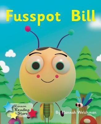 Fusspot Bill Badger Learning