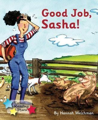 Good Job, Sasha Badger Learning