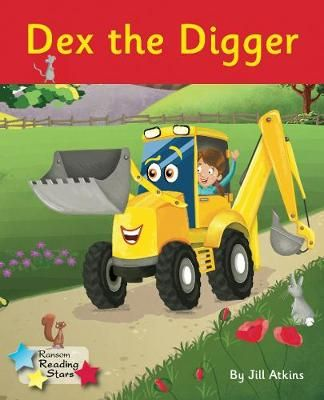 Dex the Digger Badger Learning