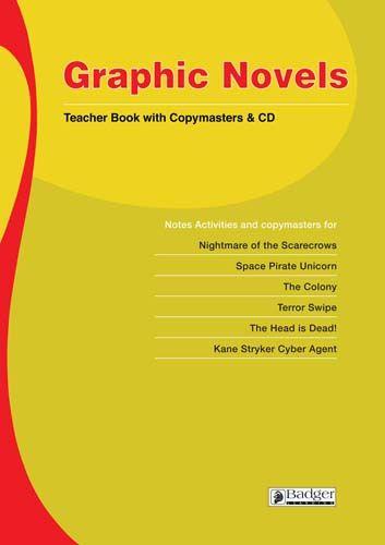Graphic Novels Teacher Book + CD Badger Learning