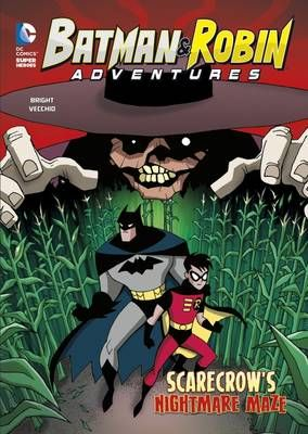 Batman & Robin Adventures: Scarecrow's Nightmare Maze Badger Learning
