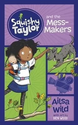 Squishy Taylor & the Mess Makers Badger Learning