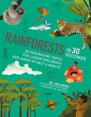 Rainforests in 30 Seconds Badger Learning