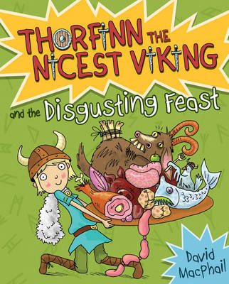 Thorfinn and the Disgusting Feast Badger Learning