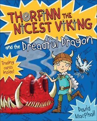 Thorfinn & the Dreadful Dragon Badger Learning