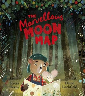 Marvellous Moon Map Badger Learning