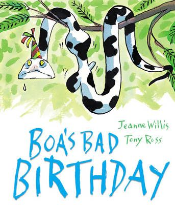 Boa's Birthday Badger Learning