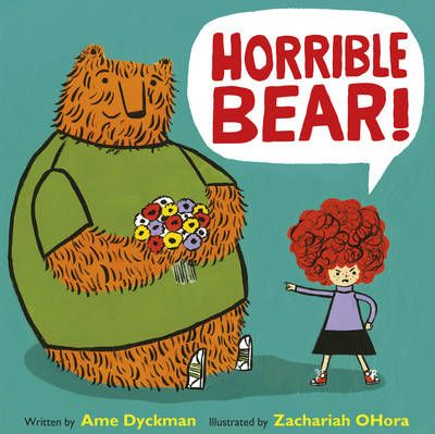 Horrible Bear! Badger Learning