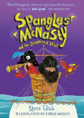 Spangles McNasty &  the Diamond Skull Badger Learning