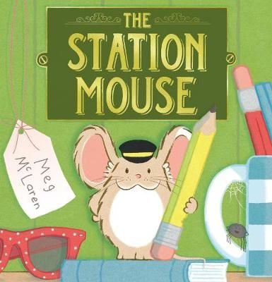 The Station Mouse Badger Learning