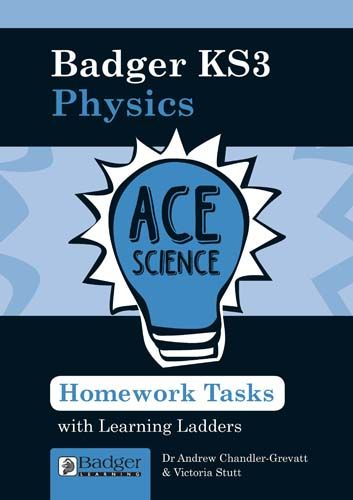 ACE Science: Homework Activities with Learning Ladders: Physics Teacher Book + CD Badger Learning