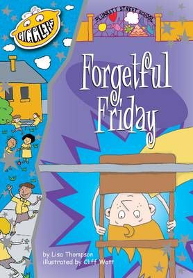 Plunkett Street School: Forgetful Friday Badger Learning