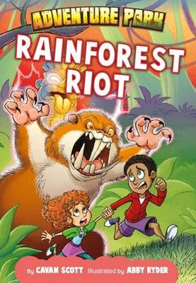 Rainforest Riot Badger Learning