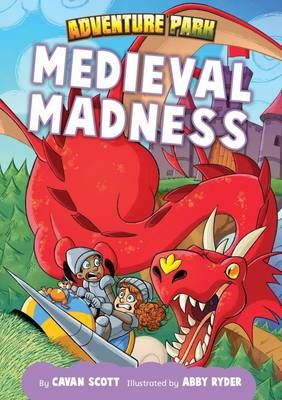 Medieval Madness Badger Learning