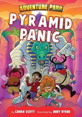 Pyramid Panic Badger Learning