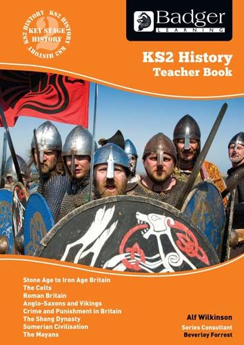 KS2 History Teacher Book Badger Learning