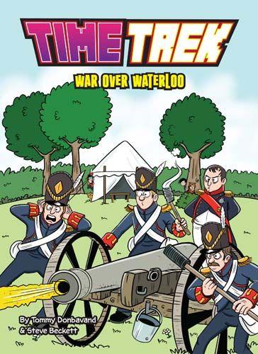 War over Waterloo Badger Learning