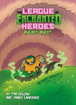 Queasy Quest Badger Learning