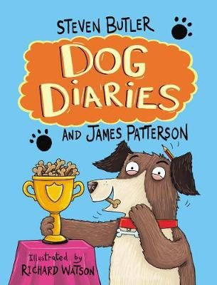 Dog Diaries Badger Learning