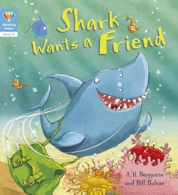 Shark Wants a Friend Badger Learning