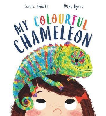 My Colourful Chameleon Badger Learning