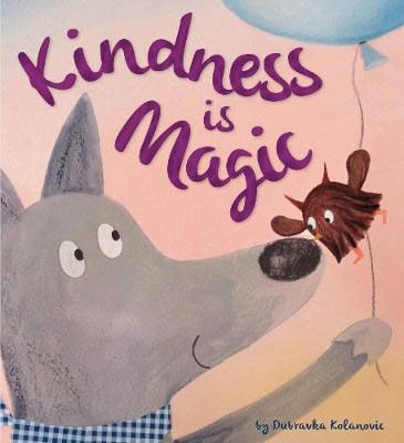Kindness is Magic Badger Learning