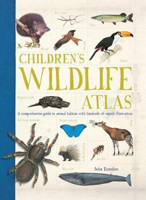 Chilren's Wildlife Atlas Badger Learning
