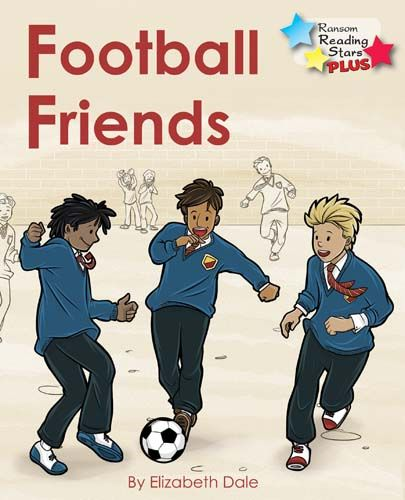 Football Friends Badger Learning