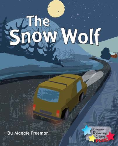 The Snow Wolf Badger Learning