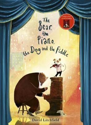 The Bear Piano, Dog & the Fiddle Badger Learning