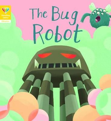 The Bug Robot Badger Learning