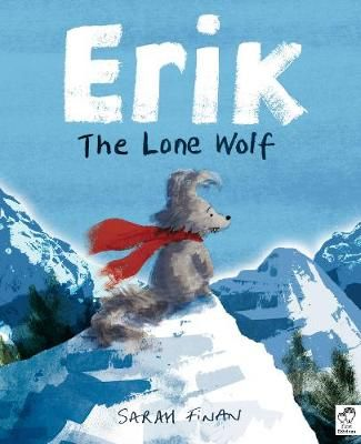 Erik the Lone Wolf Badger Learning