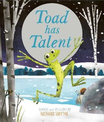 Toad Has Talent Badger Learning