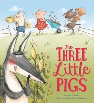 Three Little Pigs Badger Learning