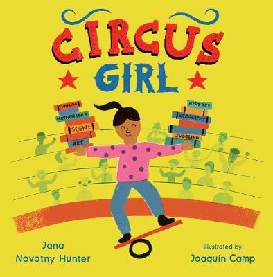 Circus Girl Badger Learning
