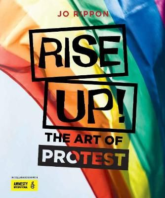 Rise Up: The Art of Protest Badger Learning