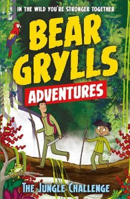 A Bear Grylls Adventure: The Jungle Challenge Badger Learning