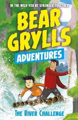 A Bear Grylls Adventure: The River Challenge Badger Learning