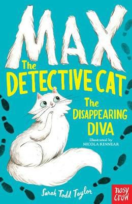 Max the Detective Cat & the Disappearing Diva Badger Learning