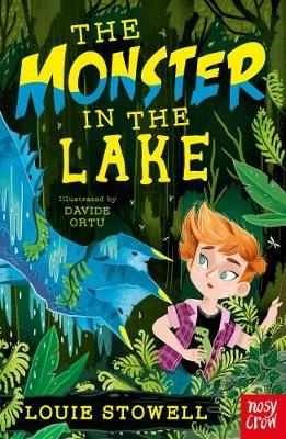 The Monster in the Lake Badger Learning