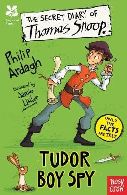 Tudor Boy Spy Badger Learning