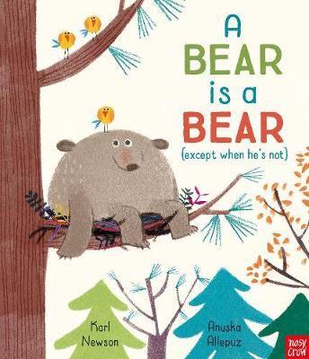 A Bear is a Bear Badger Learning