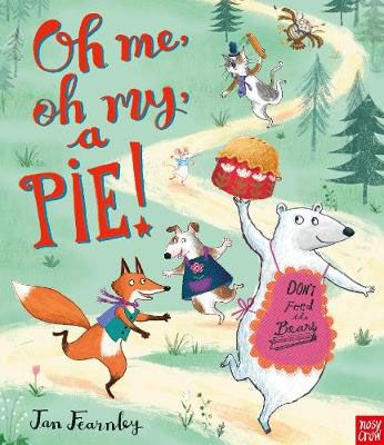 Oh Me, Oh My, A Pie Badger Learning